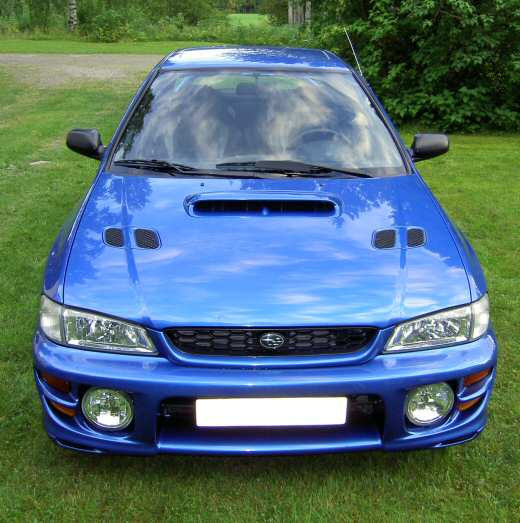 Photo of Subaru Impreza GT 1999